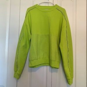 Urban Outfitters Neon Sweater
